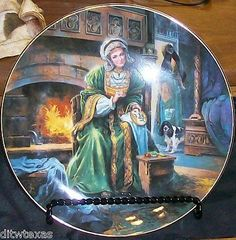 """Early Vintage Royal Kent Fine China """"Anne Of Cleves"""" NOS W/Box Home Decorations Highly Collectible & Sought After By Collectors Worldwide @ ditwtexas.webstoreplace.com"""