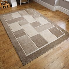 This modern block design is made of soft polypropylene fibres, making it soft to the touch. The cut and loop technique creates a high & low pile height that highlights the design. Super hardwearing and ideal for dining rooms. Cost Of Goods, Polypropylene Rugs, Sofa Throw, Natural Rug, Large Rugs, Geometric Designs, Modern Rugs, Rugs In Living Room, New Furniture