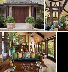 BALI Balinese Exotic Decor Balinese Inspired Interior On Pinterest