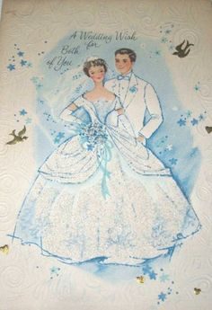 Vintage Wedding Wish