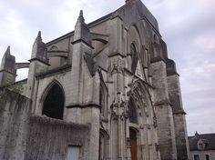 Église Saint-Saturnin de Blois. Centre