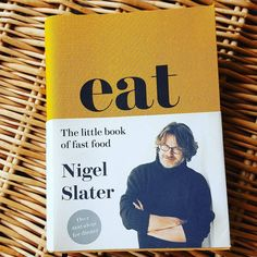 Nigel Slater is one of my favorite food writers. He is a cook kitchen-gardener and all round food enthusiast. His way of presenting life's culinary pleasures and humblest ingredients sets him apart. The text cover design & photography are lovely. #cookbook #books #bookworm #cooking #simplecooking #realfood #nigelslater