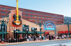 Hard Rock Cafe - Pittsburgh - nice, haven't visited yet