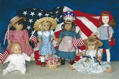 Throwback Thursday – Red White and Blue Edition