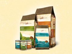 Merrick looked to 29 Agency to create the perfect visual for their new line of holistic, value dog food.