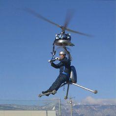 Fancy - GEN H-4 One-Man Helicopter