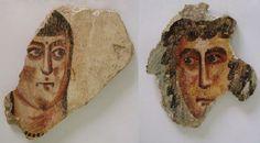 Pinturas murales de la Villa de Baños de Valdearados. Finales siglo IV d.C.