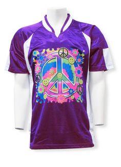 1d8b53bd4 Items similar to Peace Keeper Short-Sleeve Soccer Goalie Jersey on Etsy