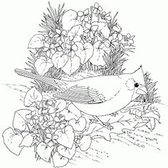 Free Coloring Pages for Adults | free printable flower coloring pages