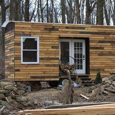 Cozy School Bus - House on Wheels — 10 Home, Homes on the Road — Bob Vila - Bob Vila