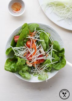 Green Papaya Salad w
