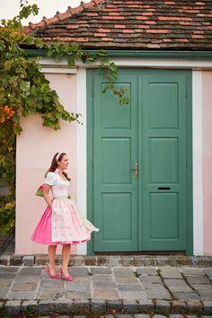 Paisley, Dirndl Dress, Shirt Dress, Shirts, Vintage, Dresses, Style, Fashion, Art Of Living