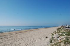 My favourite beach, Cap d'Agde, between Agde and Sete, France