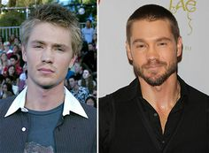 Chad Michael Murray Then: He hit our screens as Lucas Scott in 'One Tree Hill'…and he hasn't left our hearts since. Now: Murray hasn't changed a bit! He still knows how to make us melt with his trademark smoldering looks and rosy cheeks, but has been noticeably absent from our screens…sigh… Photo by Getty Images Nov 14, 2013 Chad Michael Murray, Lucas Scott, One Tree Hill, Then And Now, Teen, Celebs, My Love, Screens, Hearts