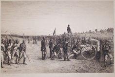 Edwin Forbes Civil War Drawings   Edwin Forbes (American, 1839-1895)