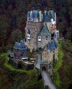Burg Eltz Castle in Germany