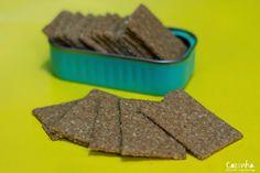 biscoito cracker de aveia com cerveja Sites, Baking, Desserts, Baking Secrets, Baking Ideas, Healthy Foods, The Oatmeal, Root Beer, Wafer Cookies