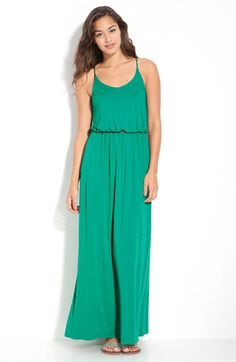 Just bought this and it is more beautiful in person, more of a turquoise than green!