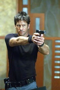 """John Sheppard - """"Critical Mass"""" - Stargate Atlantis"""
