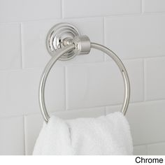 Norwell Lighting Emily Modern Towel Ring