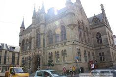 City Hall in Inverness, Scotland