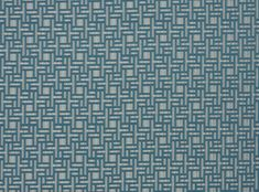 An intricate labyrinth design with a subtle relief is woven with a contrasting metallic effect background. Perfect for smart upholstery. Jacquard Satin Weave Designer Fabrics & Wallcoverings, Upholstery Fabrics