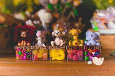 Safari Birthday Party Ideas | Photo 4 of 10 | Catch My Party