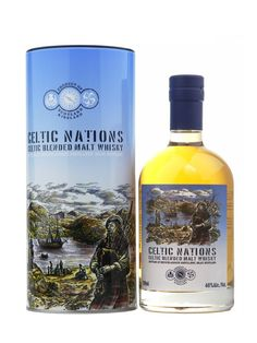 CELTIC NATIONS 1999 46% - La Maison du Whisky