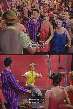 Singin' in the Rain- Broadway Melody Ballet. It's pretty top-notch.