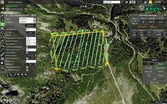 UgCS Universal Aerial Survey planning tool