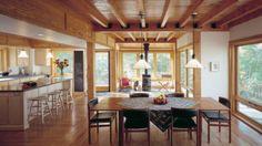 Larson Cabin - Rehkamp Larson Architects