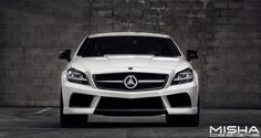 Mercedes-Benz CLS63 by Misha Designs #mbhess #mbcars #mbtuning  #MishaDesigns