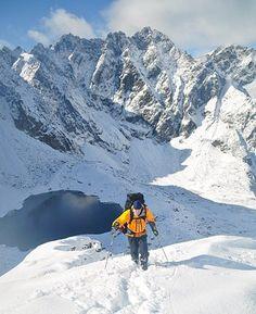 Výstup na Rysy- Tatry -Slovakia