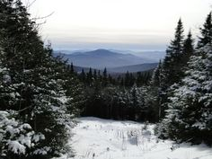 New Hampshire White Mountains | Moosilauke 4,802', A Journey Through New Hampshire's 48 Four - Thousand Footers. www.whitemountainwoodworks.comBlog —