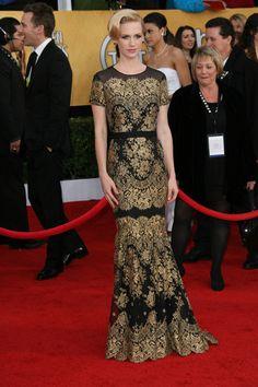 Mad Men stars at the Screen Actors Guild Awards