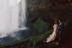 Our Iceland elopement featured on Green Wedding Shoes http://eweddingssecrets.com/how-to-plan-your-wedding-on-a-budget.html