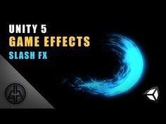 Game effect tutorial - Wave Impact Effect - Noise Particle Unity 2017 - YouTube