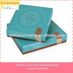 Macaron packaging/chocolate box/chocolate packaging box