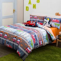 Designer Kids! | Bedlinen by Marie Claire Mini, Hiccups, Goosebumps and more @ The Home