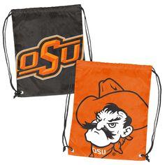 Oklahoma State Cowboys NCAA Doubleheader Reversible Backsack