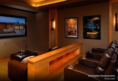 20 best great looking theater room ideas images home theatre home rh pinterest com