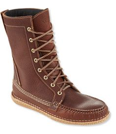 #LLBean: The Peary Boot by Quoddy for Signature