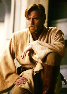 Ewan McGregor as Obi Wan Kenobi. His Brilliant Alec Guiness impersonation is the only saving grace of these hideous movies.