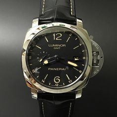 """31 Likes, 1 Comments - Legacy Timepieces (@mulialegacy) on Instagram: """"Panerai Luminor GMT 24 Hour Pam 531 (2014). #watchporn #watchmania #wristwatch #watchoftheday…"""""""