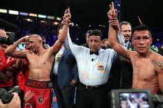 """Vargas behält durch ein Unentschieden seinen WBC-Gürtel Francisco """"El Bandido"""" Vargas und Orlando """"Siri"""" Salido versprach einen großen Kampf und hielten Beide"""