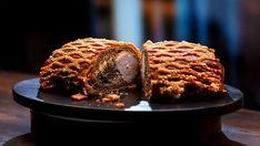 Chicken Liver Pate, Chicken Livers, Pork Wellington, Masterchef Recipes, Panko Crumbs, Pork Meatballs, Network Ten, Small Meals, Spice Mixes