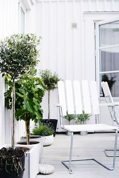 Outdoor living | Living by W
