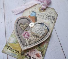 Heart Brooch £12.00