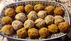 Quinoa Falafel with