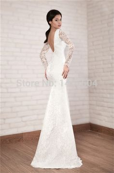 Wedding Dresses Fold 2015 New Arrival Long sheer Tulle crystals Beaded Hippie Applique Scoop Sexy Cap Lace Vestidos Bridal Gowns